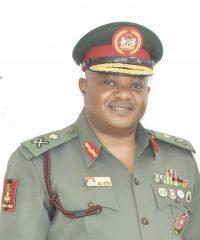 Deputy Commandant - Maj Gen Attu