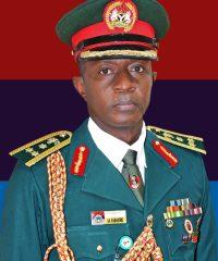 Brig Gen Fadayiro--