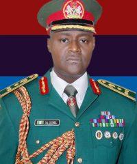 Brig Gen SA Gumel - DFA