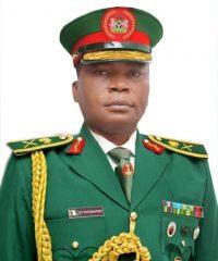 Maj Gen Onumajuru - Dy Comdt